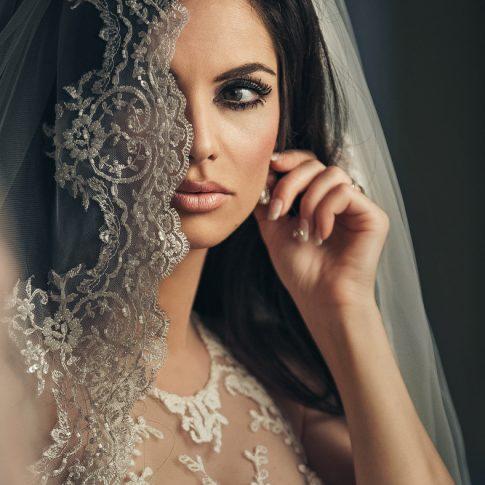 Φωτογράφιση Γάμου Δημήτρης Τσινιάς πορτραίτο νύφης