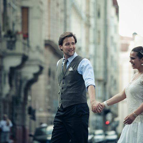 Φωτογράφιση Γάμου Δημήτρης Τσινιάς επόμενη ημέρα