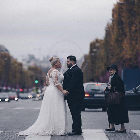 Φωτογράφιση Γάμου Δημήτρης Τσινιάς επόμενη ημέρα παρίσι