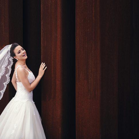 Φωτογράφιση Γάμου Δημήτρης Τσινιάς επόμενη ημέρα πόρτο χέλι