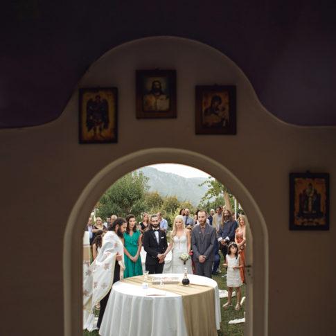 Φωτογράφηση Γάμου Ωρωπός