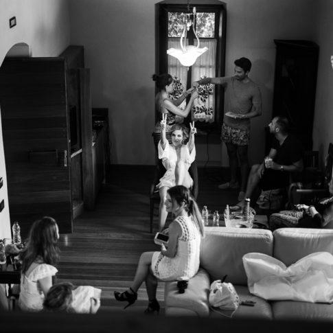Φωτογράφηση γάμου, προετοιμασία νύφης Dimitris Tsinias Photography