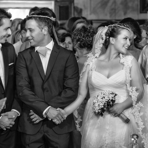 Φωτογράφηση γάμου ζευγάρι και καλεσμένοι Dimitris Tsinias Photography